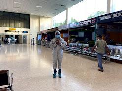 スリランカ空港